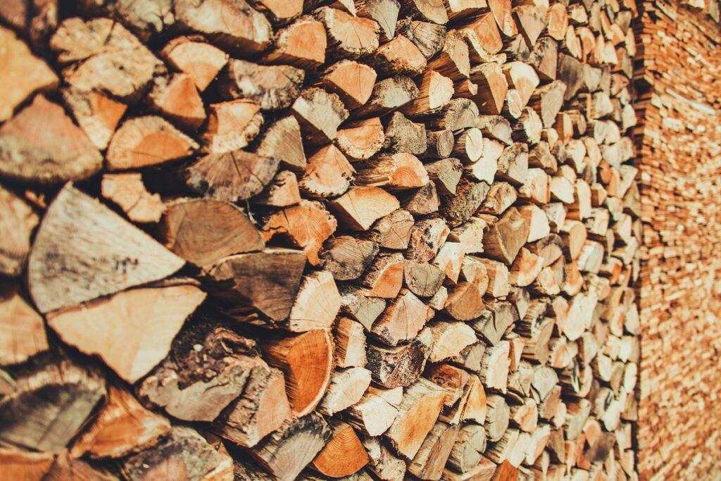 Paliwo wykorzystywane w kotłach na drewno